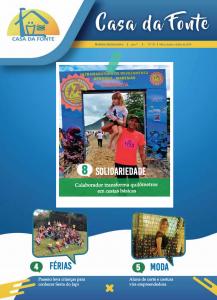 Boletim Informativo Casa Da Fonte 35 | Maio, Junho e Julho de 2019